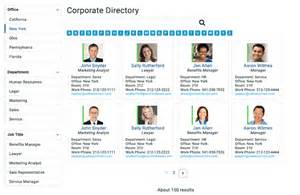 directory template build a corporate directory with sharepoint search sharegate