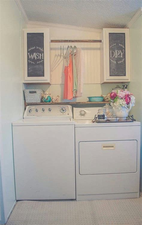small laundry room decorating ideas best 25 painted washer dryer ideas on