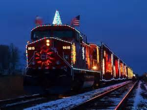roaring c holiday lights train christmas train christmas lights