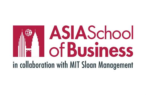 Mit Sloan Career Services Mba by Asia School Of Business In Collaboration With Mit Sloan