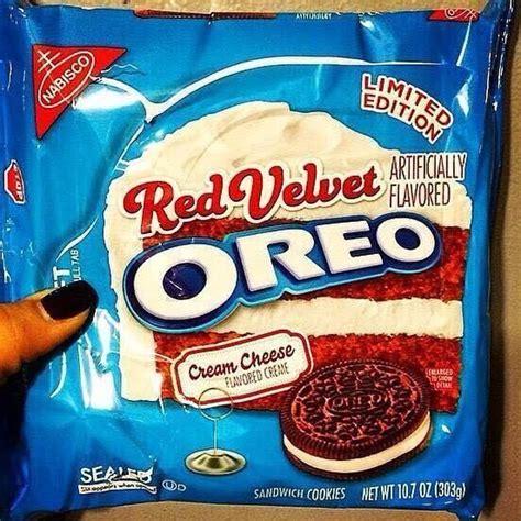 Oreo Thins Vanila Flavour 95g cupcake sandwich cookies velvet oreos
