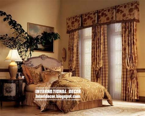 curtain styles for bedroom 10 latest classic curtain designs style for bedroom 2015