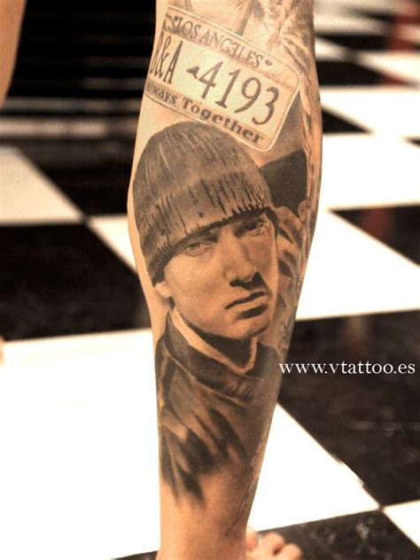 eminem tattoos removed eminem www vtattoo es miguel bohigues flickr