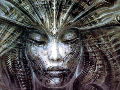 H R H asylumpress hr giger