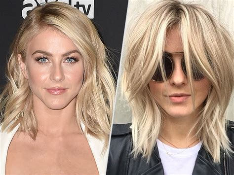 what kind of hairstyle does julienne huff have in safe haven julianne hough gets a shaggy haircut naomi watts
