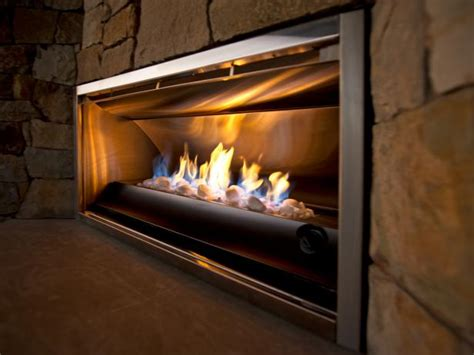 outdoor fireplace pictures ideas videos hgtv