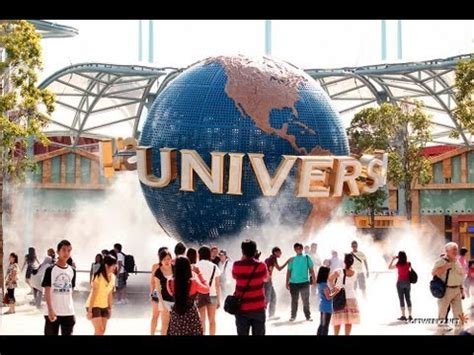 universal studios singapore hd experience youtube