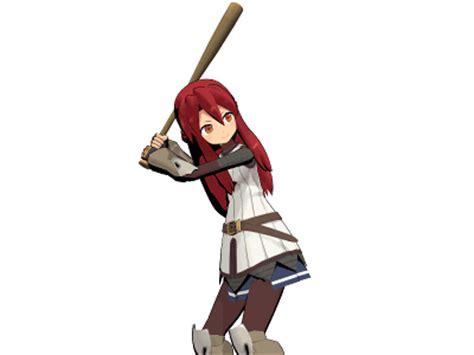 mmd baseball bat swing  riotmos  deviantart