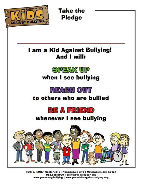 The 93 Best Anti Bullying Images On Pinterest School Anti Bullying Activities And Autism Anti Bullying Contract Template