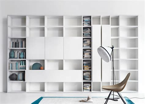 lema selecta  wall unitbookcase customisable