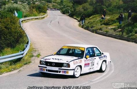 Opel Ascona For Sale by Opel Ascona B Rally Cars For Sale