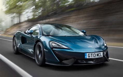 McLaren 570 GT review: watch out Porsche and Audi