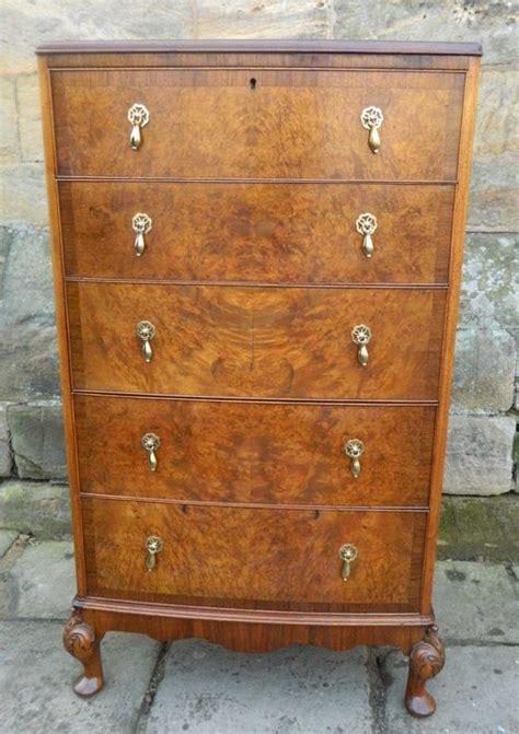 antique tall boy dresser walnut tallboy chest of drawers antiques atlas