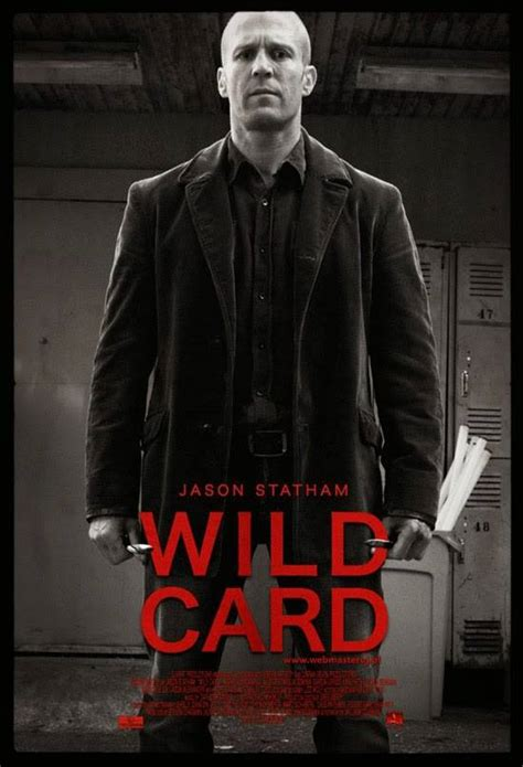 new pics synopsis for statham s wild card manlymovie m a a c new poster for jason statham s wild card aka