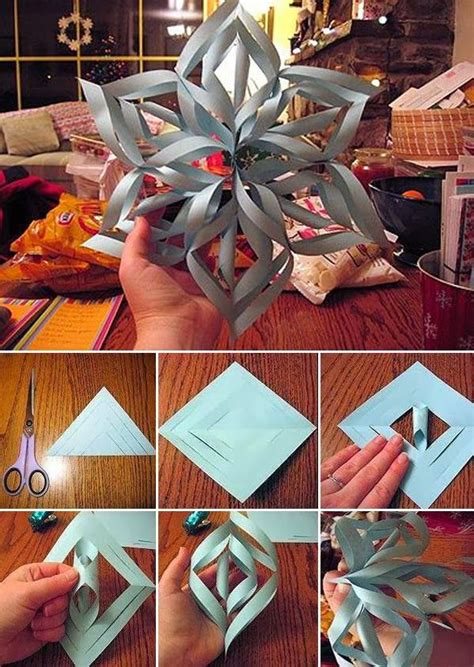 wonderful diy easy 3d paper star decoration diy snowman sculptures from plastic bottles how to make a