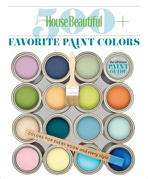 house beautiful 500 favorite paint colors magazine digital discountmags