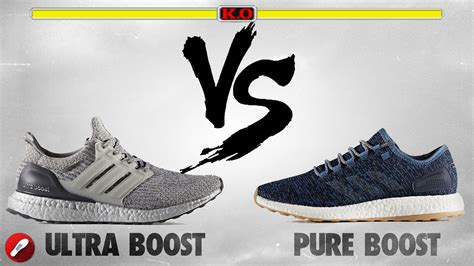 adidas ultra boost   pure boost  youtube