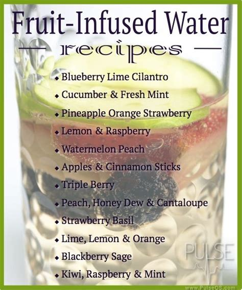 Robb Fruit Detox Womans World by Water Recipes Water And Infused Waters On