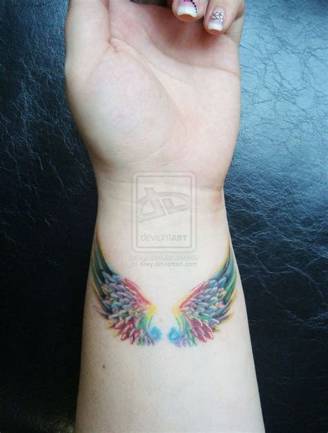 watercolor tattoo ekşi watercolor wing tattoos search tattoos