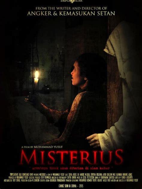 poster film horor terbaru film horor lia waode misterius rilis 2 poster