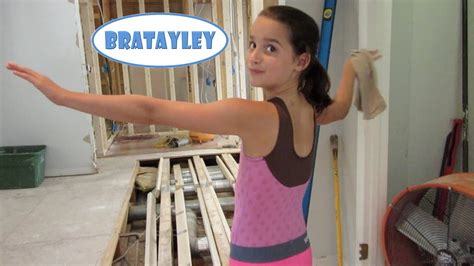 bratayley house there s a giant hole in our house wk 236 2 bratayley youtube