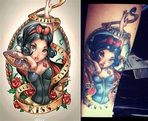 snow white tattoo designs snow white all things snow white