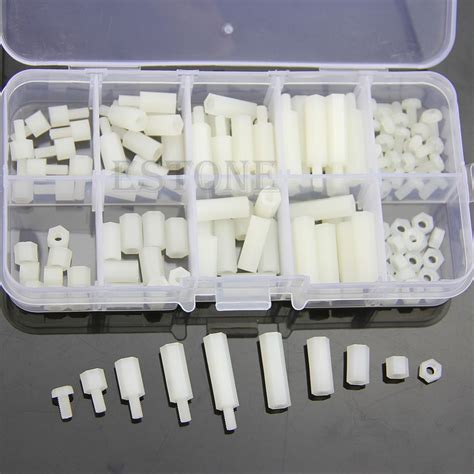 Accesories Panel Tutup Lobang Panel Extension 22mm m3 hex spacers nut assortment kit stand stand plastic accessories set