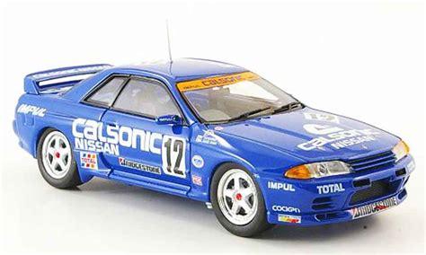 Diecast Miniatur Tomica Calsonic Impul Nissan Skyline Gt R Toys R Us nissan skyline r32 gt r no 12 calsonic gruppe a 1993 ebbro