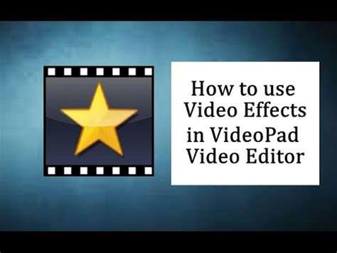 videopad video editor tutorial in hindi videopad video editing software overview tutorial doovi