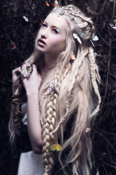 platinum dreads elegant 17 best ideas about fairy hairstyles on pinterest fairy
