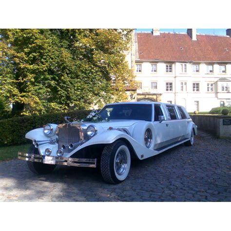 Auto Excalibur Preis by Excalibur Stretch Limousine Limousine Mieten Als