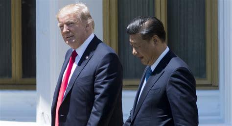 donald trump xi jinping north korea trump holds call with china s xi jinping on menace of