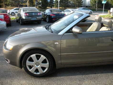 2006 audi a4 cabriolet for sale 2006 audi a4 cabriolet 1 8t fwd stock 12058 for sale
