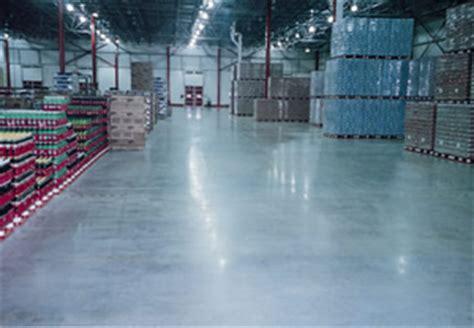 coca cola industrial floors study kalman floor