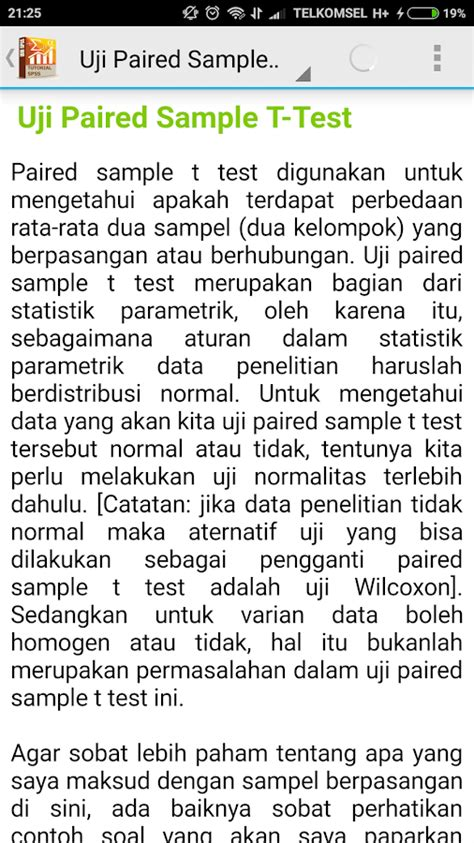 tutorial penggunaan spss tutorial spss android apps on google play