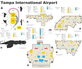 florida international airport map ta airport diagram pictures to pin on pinsdaddy