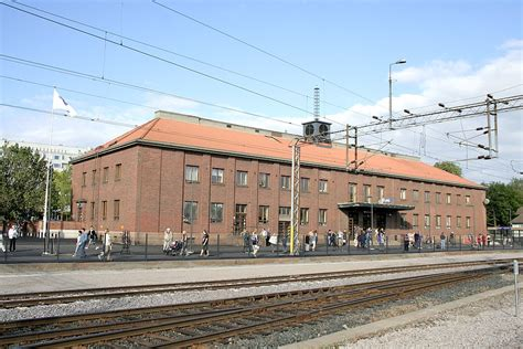 Floor Plan Template lahti railway station wikipedia