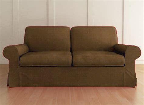 custom ikea slipcovers ikea ektorp 3 custom seater sofa slipcover in kino taupel
