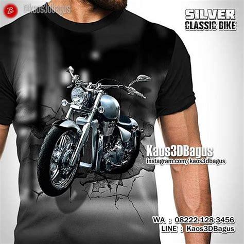 Kaos Bikers Rx King Rx003 kaos motor kaos biker kaos klub motor kaos 3d bagus