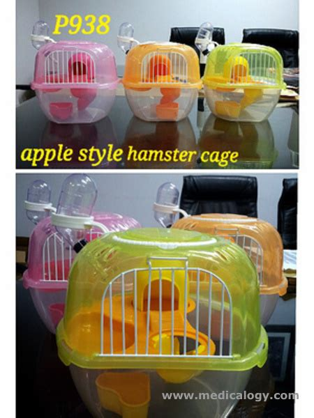 jual kandang hamster apple style hamster cage a p938 murah