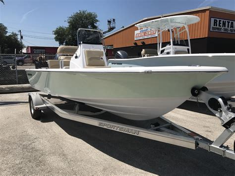 sportsman boats used for sale sportsman 207 masters boats for sale in united states