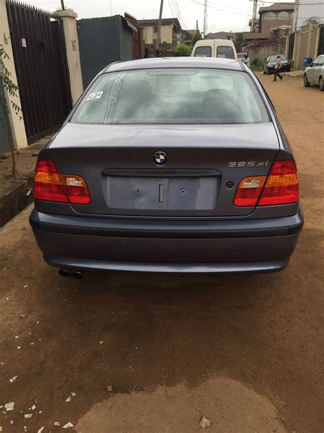 Bmw 1 Series Price In Nigeria by Bmw Koja 3 Series Tokunbo For Quiick Sale 1 8mill