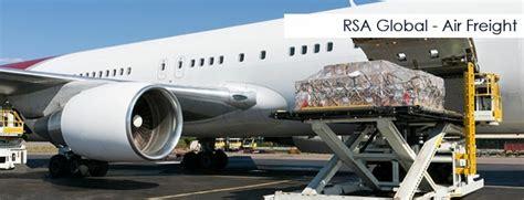 rsa global forwarding road freight sea freight air freight