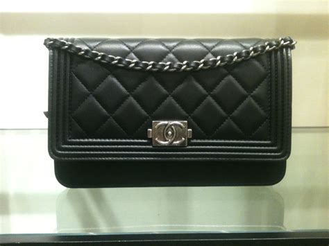 Bag Chanel Woc chanel boy woc bag reference guide spotted fashion