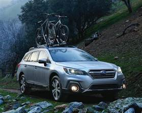 Subaru Out Subaru Rolls Out A Redesigned Outback Wagon For 2018