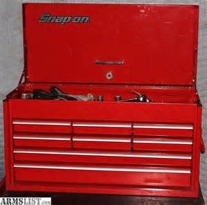 armslist for sale trade snap on 8 drawer machinist toolbox