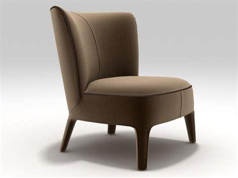 Wicker Armchair Outdoor Febo 2801 3d Model Maxalto
