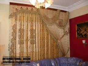Curtains And Drapes Ideas Living Room Top Catalog Of Luxury Drapes Curtain Designs For Living Room Interior 2015