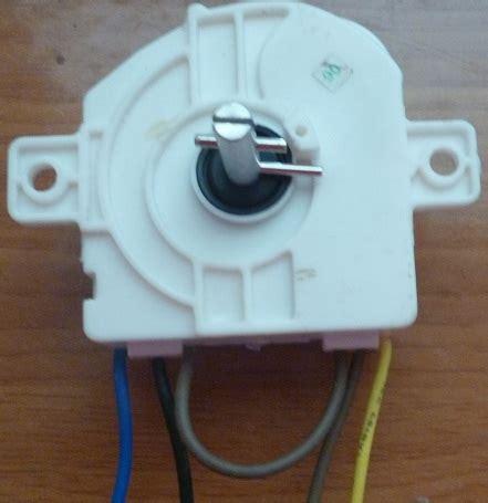 Spare Part Mesin Cuci Polytron timer mesin cuci empat kabel jumper sparepart mesin cuci