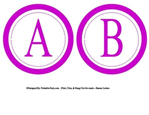 printable alphabet in circles 5 inch small circle printable alphabet letters a z
